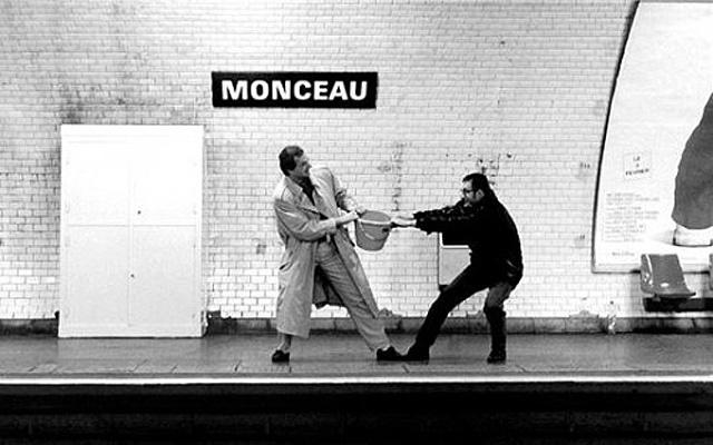 Les stations de métro parisiennes