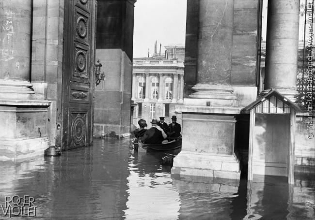 Quand Paris devient Venise, Juin 2016