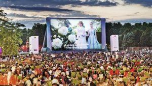 cinéma, cinémas, cinéma en plein air, cinémas insolites, printemps, cinema, cinemas, parc, parc de la villette