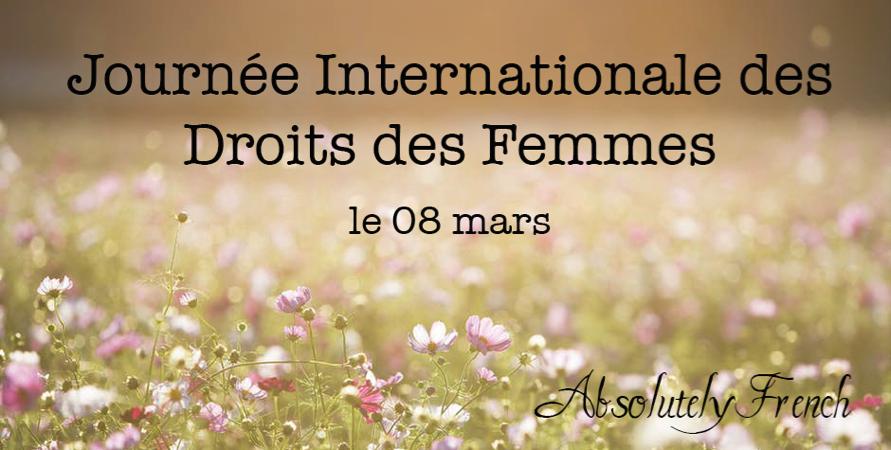 8 mars, journée internationale des droits des femmes, égalité des sexes, droits des femmes, journée de la femme