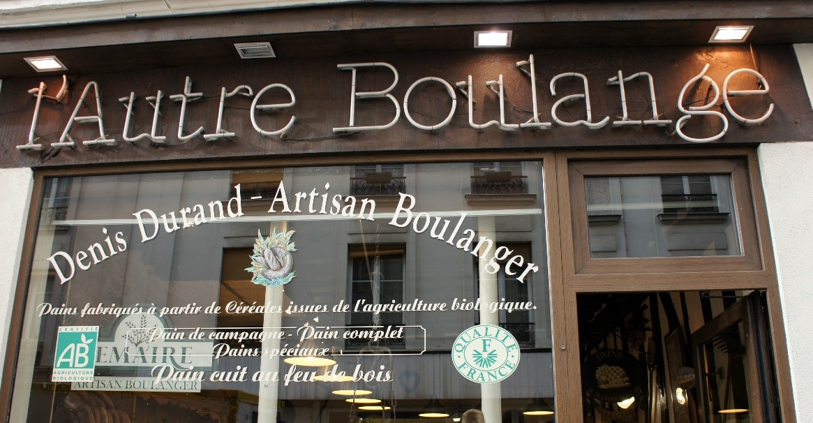Boulangerie Paris