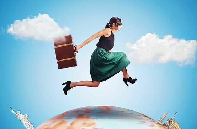 conjointes d'expatriées femmes