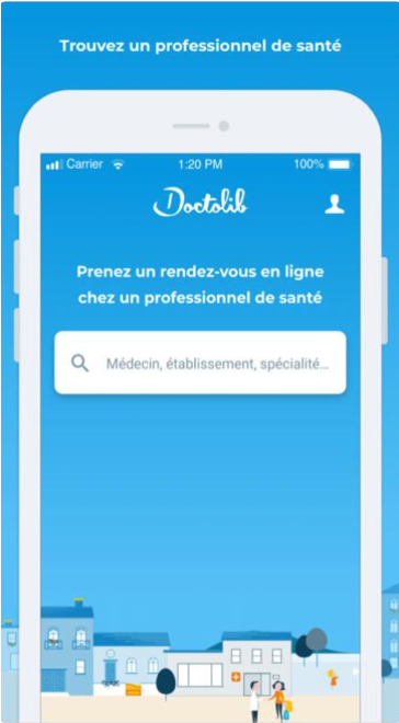 Application Médecin Paris France Pratique Rapide Fiable trouver