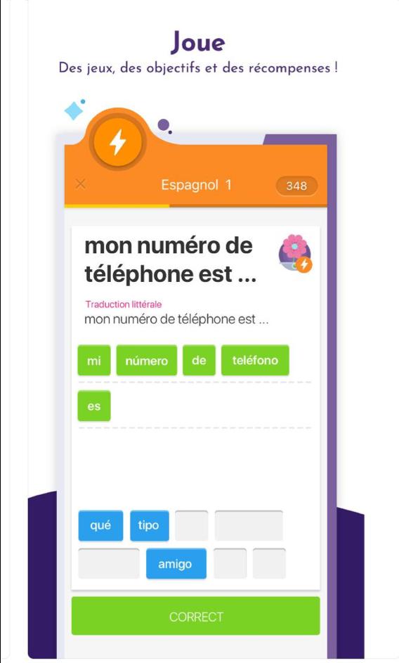 applications Apprendre le français Rapidement