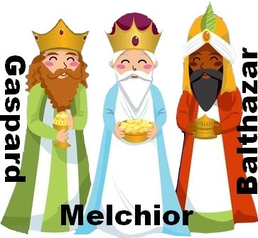 épiphanie rois reines galettes