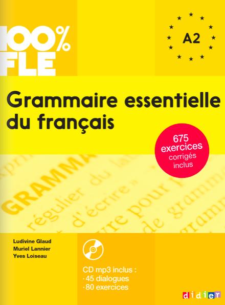 livre grammaire français recommandé exercice cours
