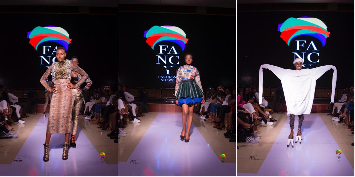 défilé de mode au Mozambique
