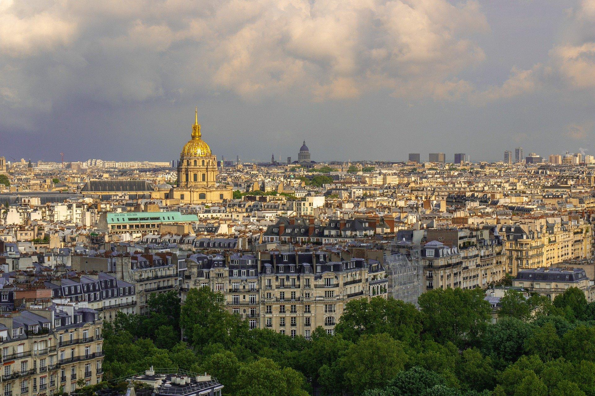 arrondissement à Paris