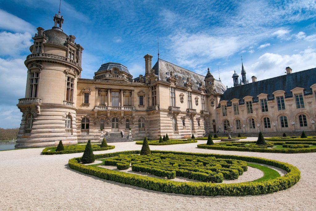 Château de Chantilly, Week-end romantique