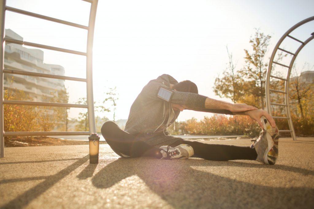 Sport à paris, street work-out, aire de fitness